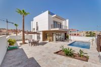 Magnificent Complex of Independent Villas of New Construction in Villamartín, Orihuela Costa
