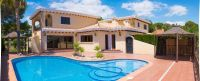 Beautiful Villa with Private Pool on the Front Line of the Golf Course in Villamartín,Orihuela Costa