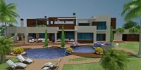 New Construction Villas in Second Line of the Sea with Panoramic Views, La Mata (Torrevieja)