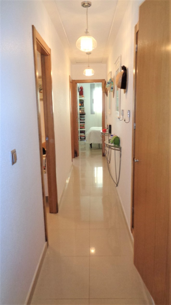 Beautiful Apartment just 300 meters from the Beach of La Mata