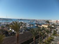 Beautiful Renovated Apartment on the First Line with Views of the Sea and the Port of Torrevieja