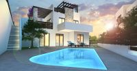 2 Beautiful Independent Villas with Private Pool in Ciudad Quesada Near the Golf Course
