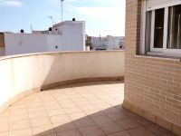 Duplex Penthouse with 35m²of Terrace in Front of the Professional Conservatory of Music, Torrevieja