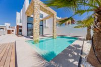 New Complex of Luxury Detached Villas in Torre del Moro, Torrevieja