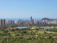 Luxury Villas in Sierra Cortina (Finestrat), Benidorm