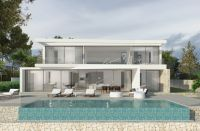 Detached Villa with Private Pool in Moraira (Alicante)