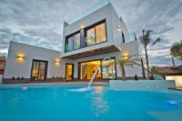 Luxury Villa with Beautiful Views at the Sea, New build in Dehesa de Campoamor -  Orihuela Costa