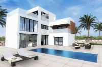 Residential New Construction Composed of Villas and Townhouses in Finestrat, Benidorm