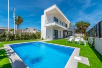 New Construction Villa in Santiago de la Ribera near San Javier, Murcia