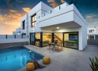 New Construction Villas with Private Pool in Dolores