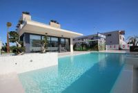 Luxury Villa of New Construction Model: Marta in Dehesa de Campoamor, Orihuela Costa